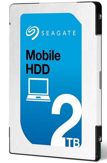 最薄最快2TB硬盘:7毫米希捷向世界发布